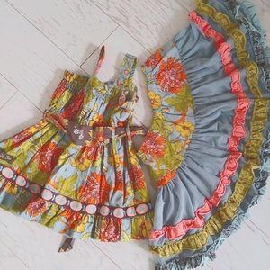 ❤Host Pick❤Matilda Jane floral top & Skirt